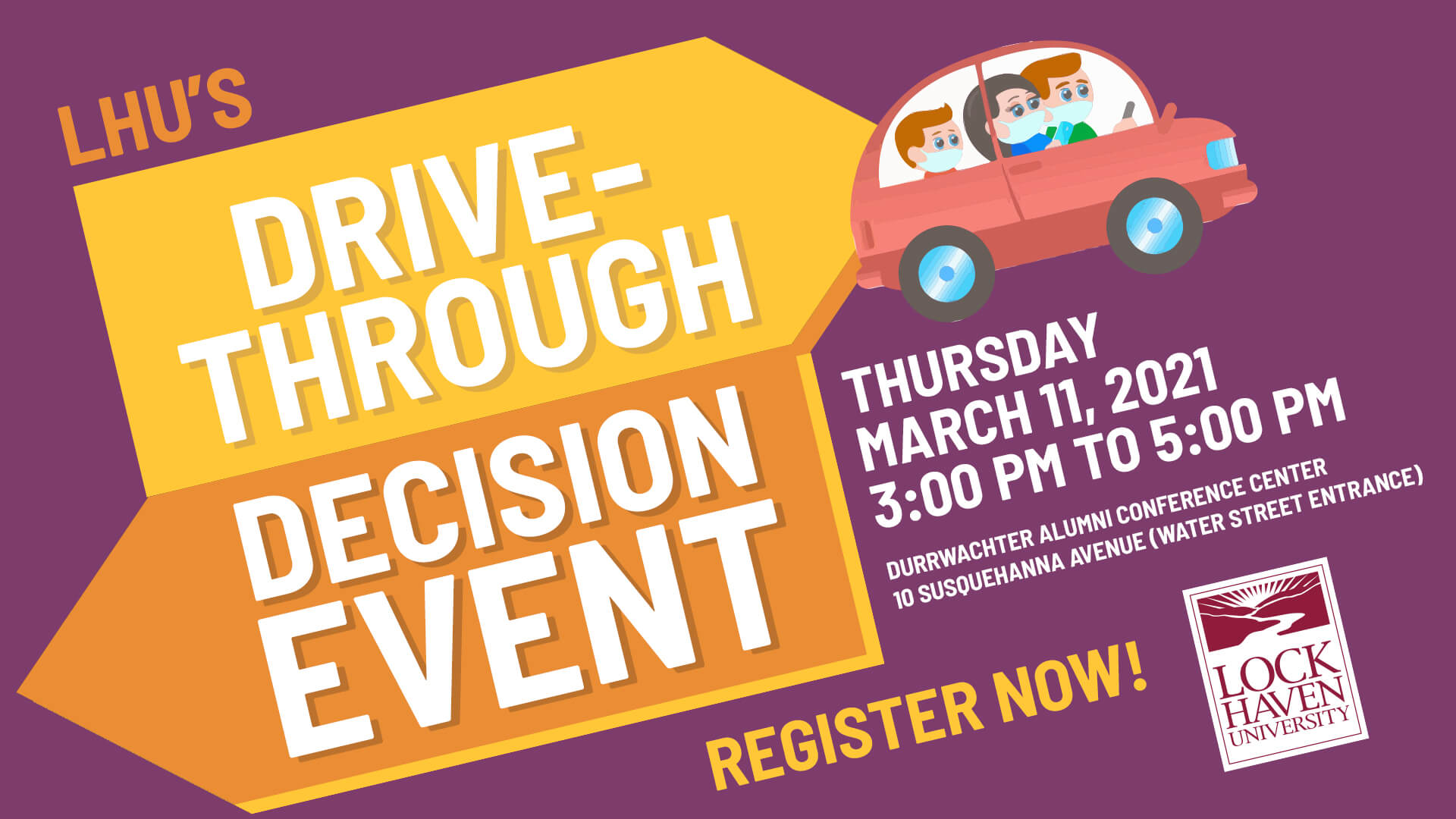 Drive Through Decision Event