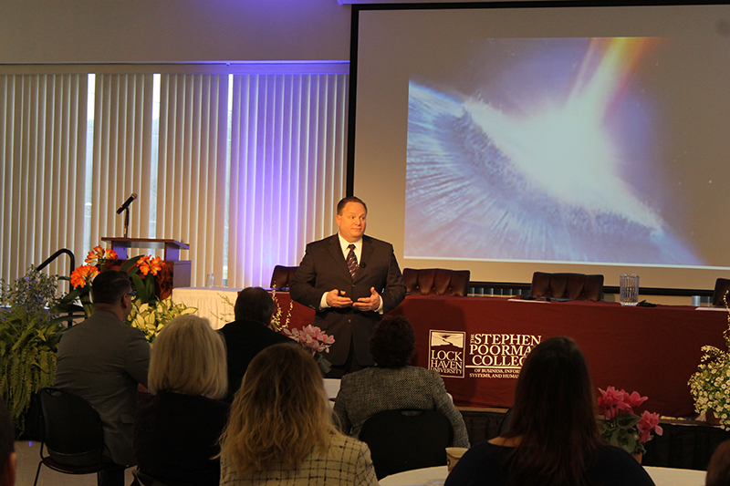 LHU Leadership Symposium Addresses Multiple Generations in the Workplace