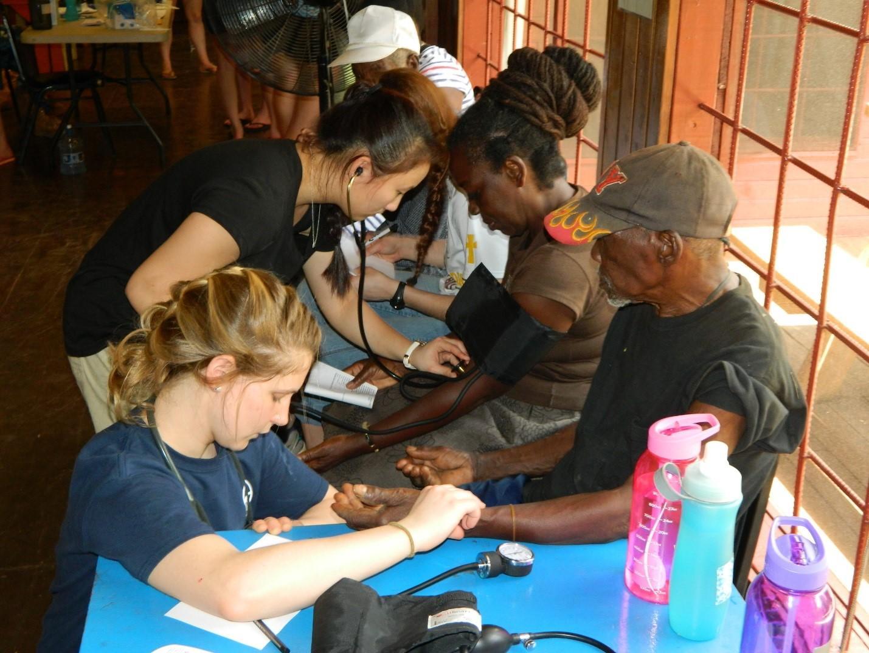 Jamaica Spring Break Mission Trip