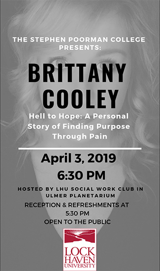 Brittany Cooley Flyer