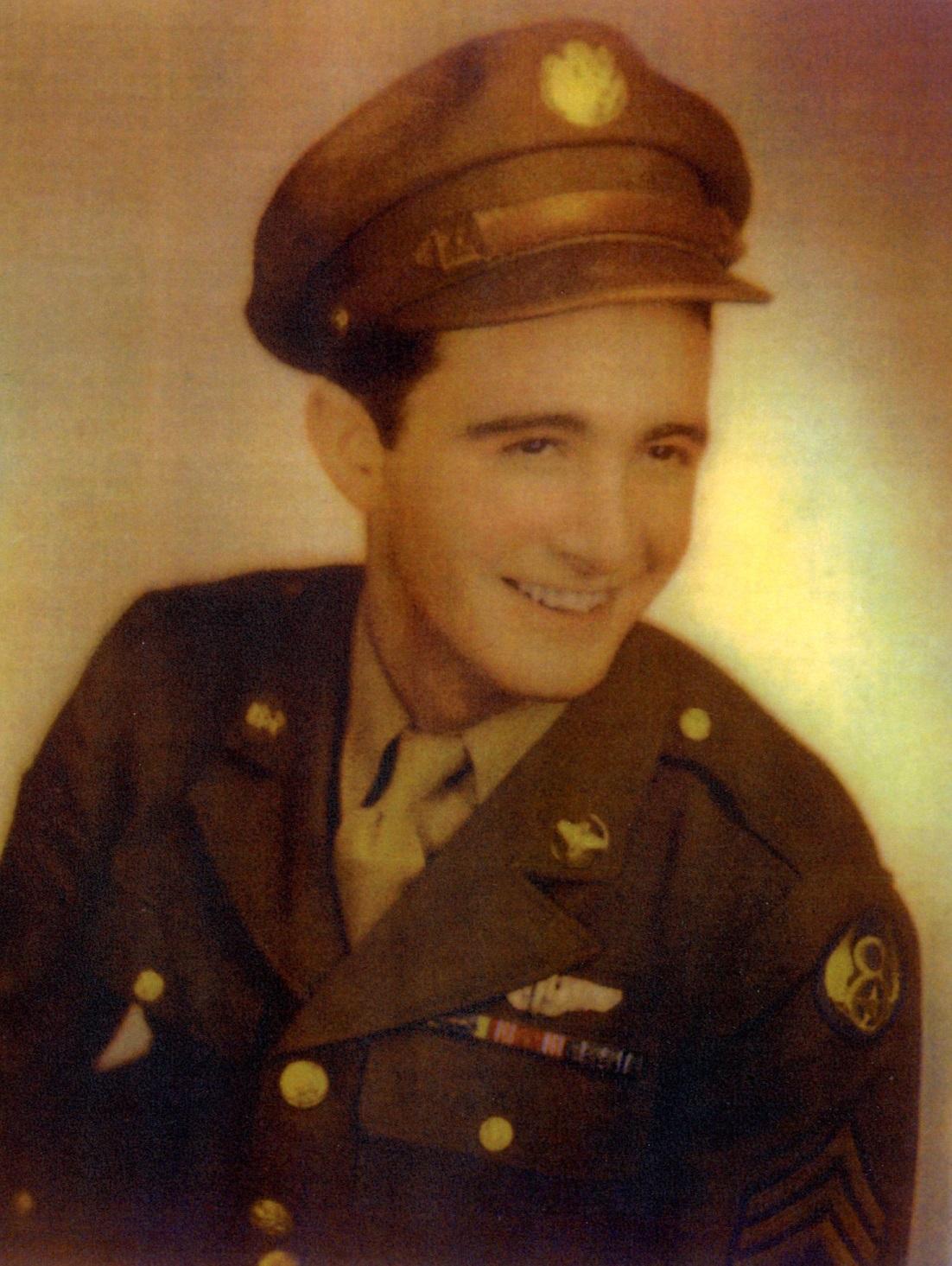 John F. Curcio – Headshot 1945