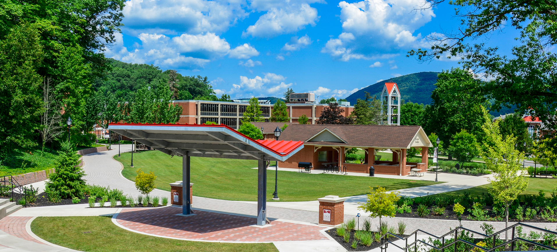 Lock Haven University Campus