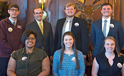 LHU Students Participate in PASSHE Advocacy Days