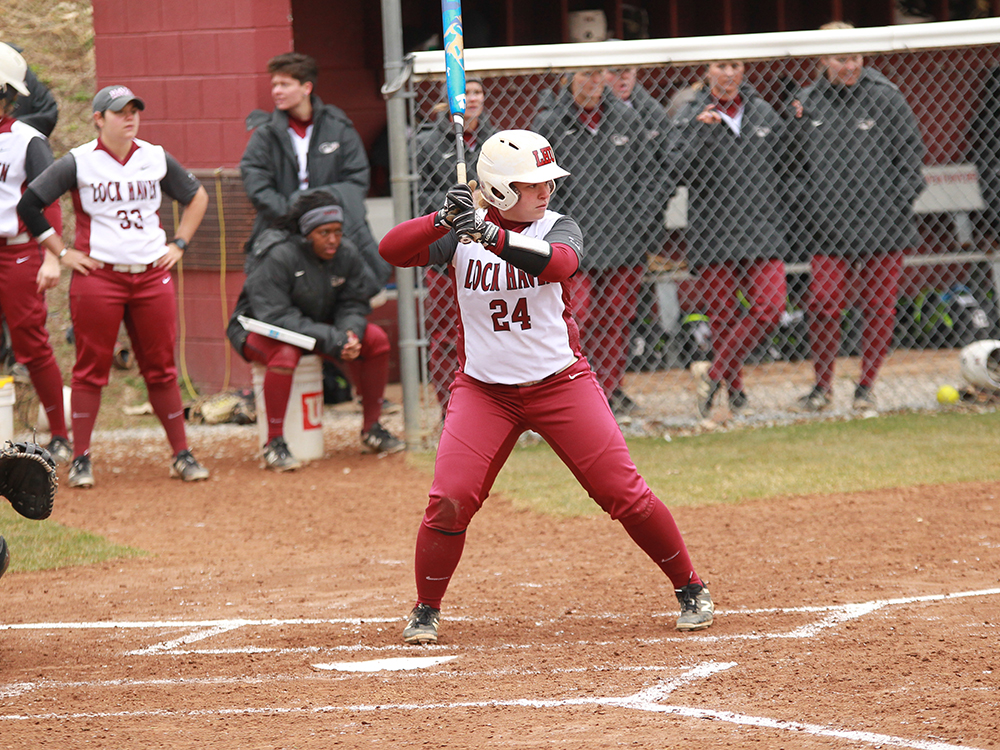 LHU Softball featured on WNEP