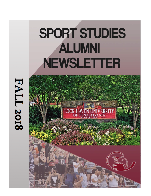 Alumni Newsletter Fall 2018